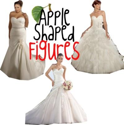 apple shaped figures1